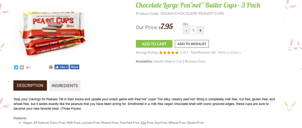 nowhey peanut butter cups